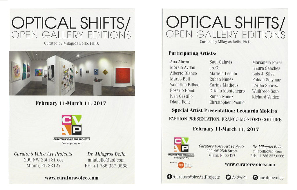 Optical Shifts - Miami