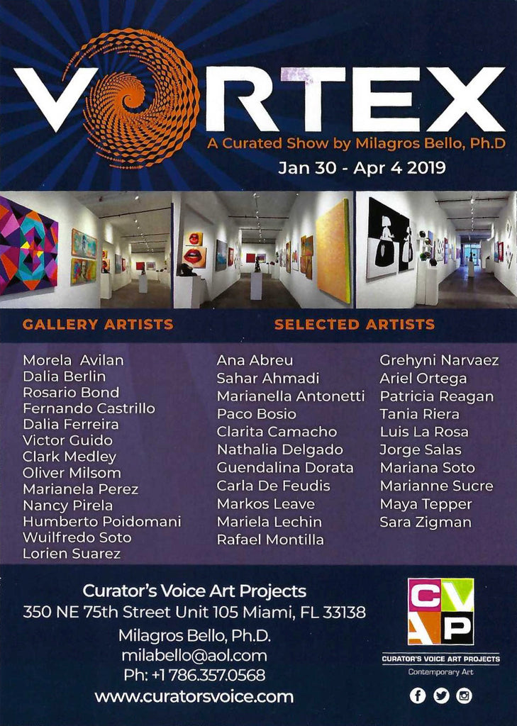 Vortex Exhibition