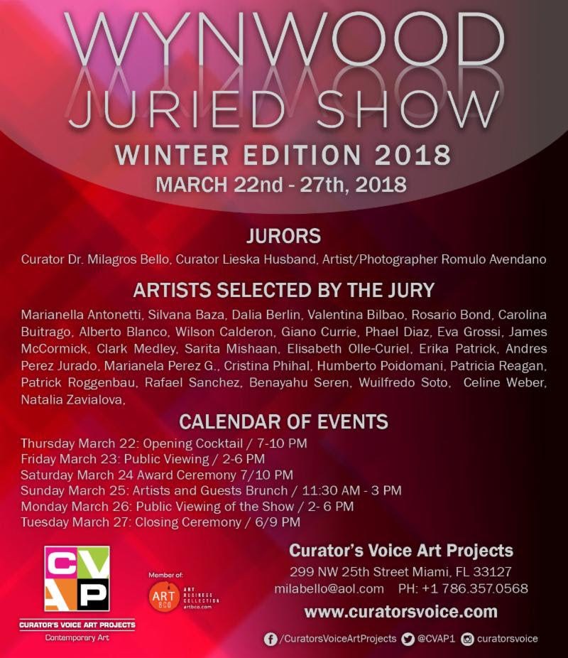 Winter Juried Show