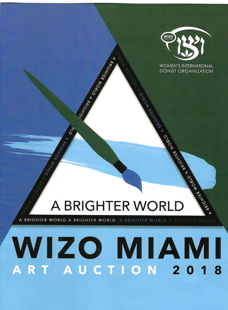 Wizo Miami / Art Auction