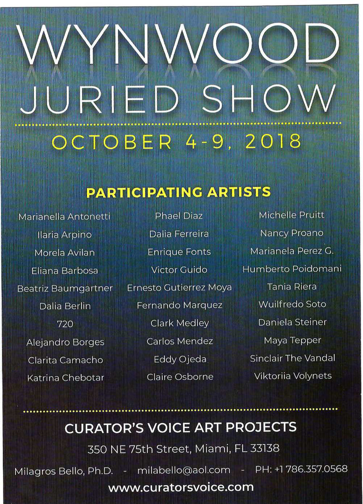 Wynwood Juried Show