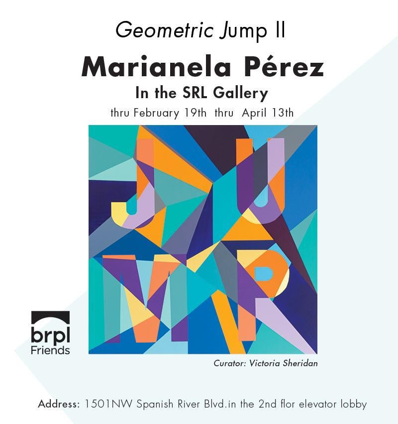 Geometric Jump II Exhibition
