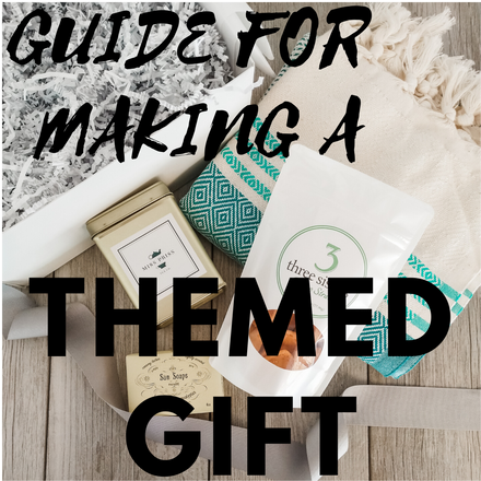 Guide for Making a Themed Gift or Care Package