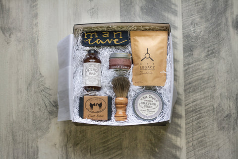 Men's Gift, Gifts for Him, RIchmond Gift Box, Richmond Gift Basket