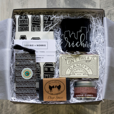 Richmond, Virginia Gift Box