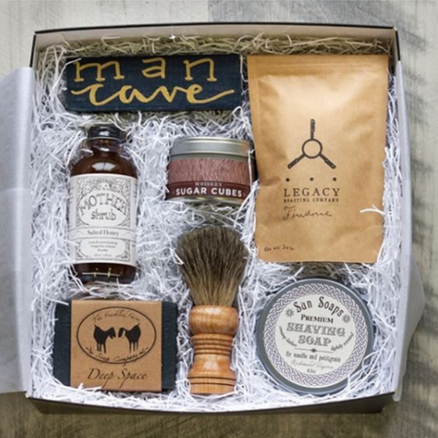 The Gent Gift Box Unique Gifts for Men