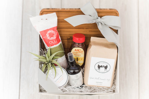 Housewarming Gift, Home Essentials Gift, Richmond Gift Box, Richmond Gift Basket