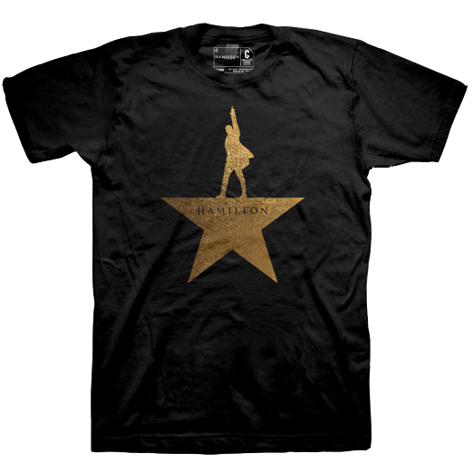 HAMILTON Gold Star Youth T-Shirt