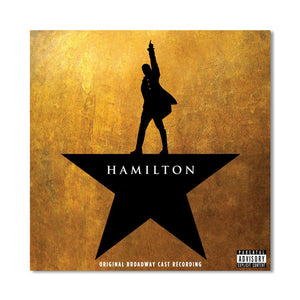 HAMILTON Original Broadway Cast Recording CD