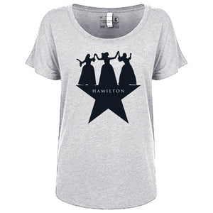 HAMILTON Dancing Ladies Tee