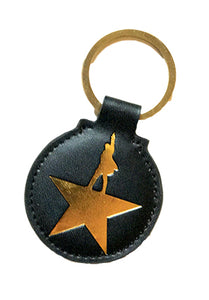 HAMILTON Leather Key Ring
