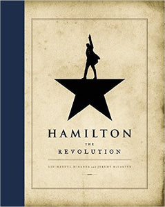 HAMILTON The Revolution Book (Hardcover)