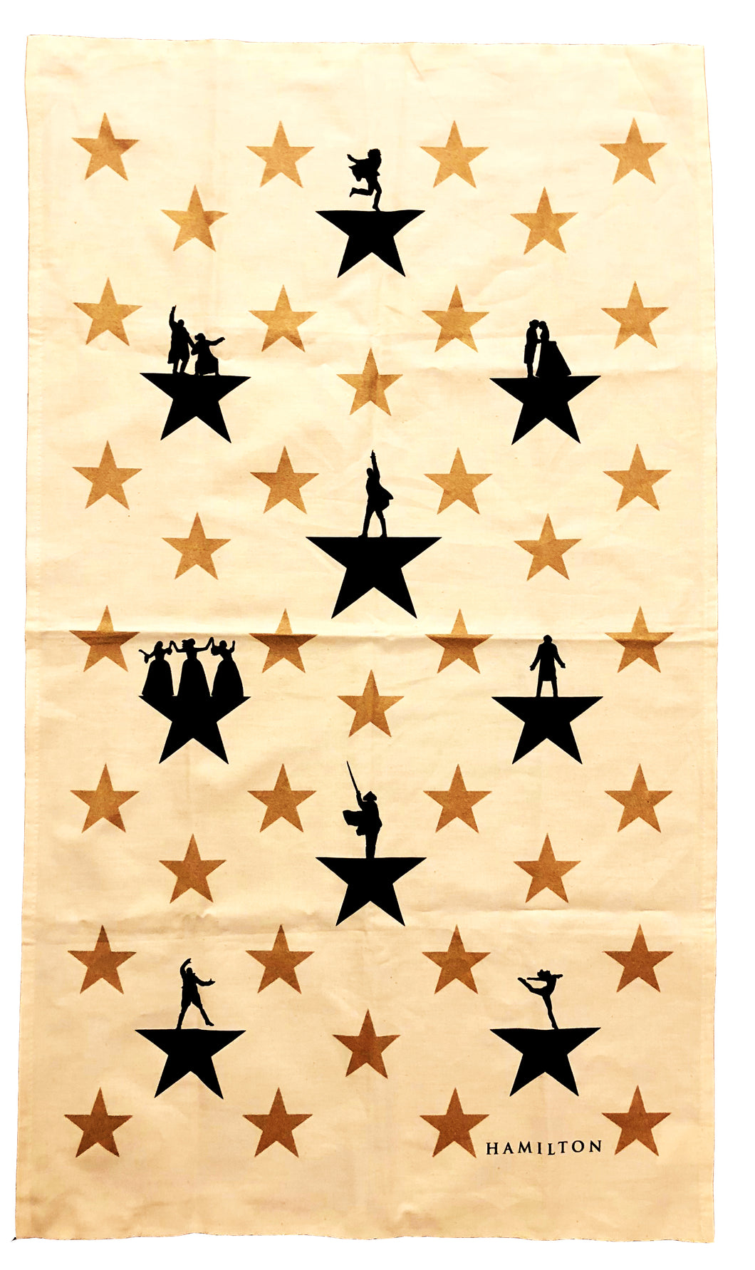 HAMILTON Tea Towel
