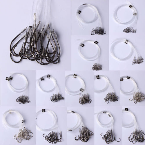 #7- 20# Crankbaits Baits Lures Fish Jig Hooks Fishing Tackle Outdoor Sports Tools Drop Carp Fishing Hooks Pesca #20