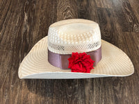 Dusty Rose Hat Band Collection