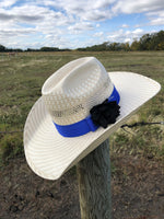 Royal Blue Hat band