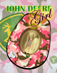 John Deere Girl ~ (Youth Hat and Bold Brim)