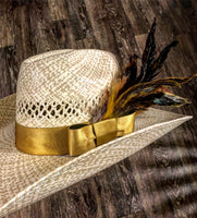 Gold Hat band