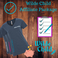 Wilde Child Affiliate Starter Package