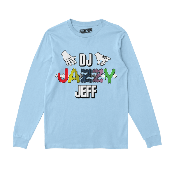 Jazz Hands Long Sleeve Tee