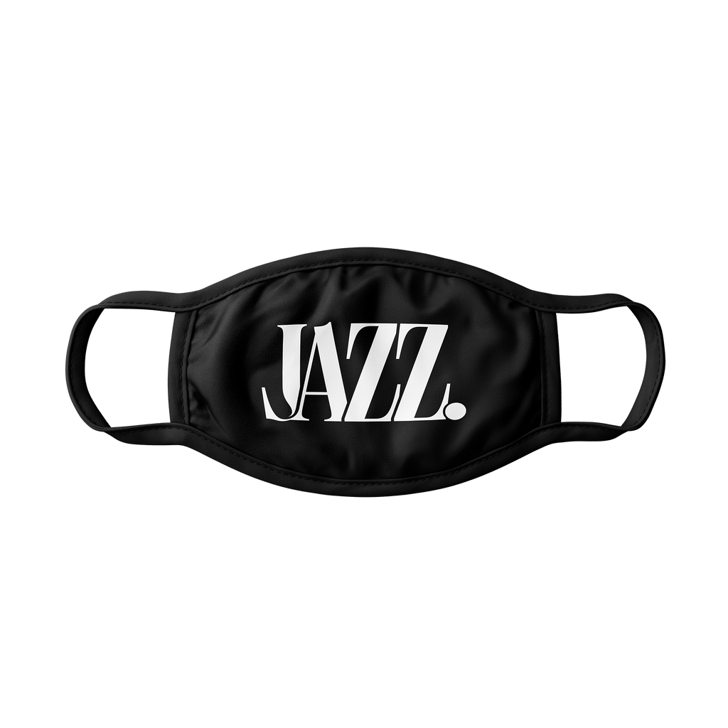 Black Jazz Mask