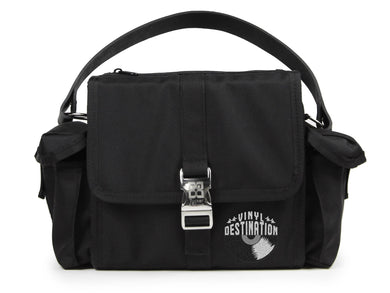 LIMITED EDITION VINYL DESTINATION SIDEKICK 45 BAG