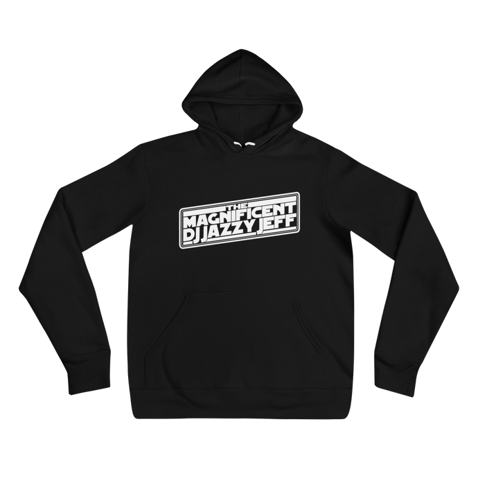 THE MAGNIFICENT DJ JAZZY JEFF HOODIE