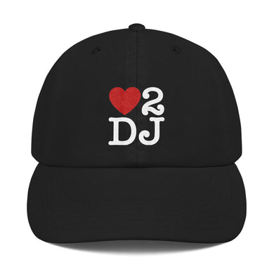 Love to DJ Dad Hat