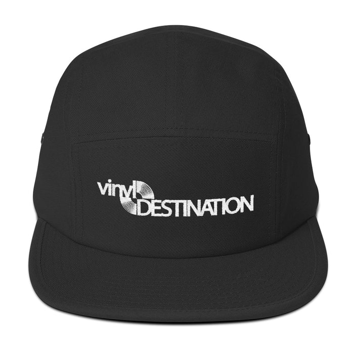 Vinyl Destination Five Panel Cap