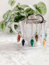 Crystal Pendulum Tea Infuser Ball
