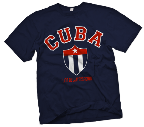 1947 Team Cuba T-Shirt - Negro League Baseball Shop