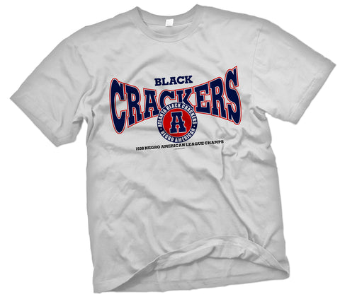 "Atlanta Black Crackers ""Showcase"" T-Shirt - Negro League Baseball Shop"