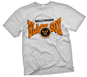 "Baltimore Black Sox ""Showcase"" T-Shirt - Negro League Baseball Shop"