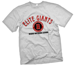 "Baltimore Elite Giants ""Showcase"" T-Shirt - Negro League Baseball Shop"