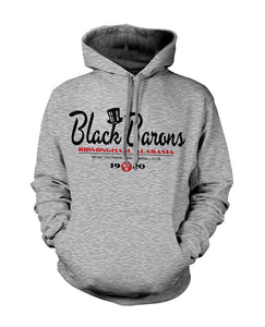 Birmingham Black Barons Pullover Hoodie - Negro League Baseball Shop