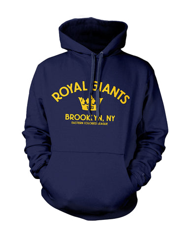 Brooklyn Royal Giants Pullover Hoodie - Negro League Baseball Shop