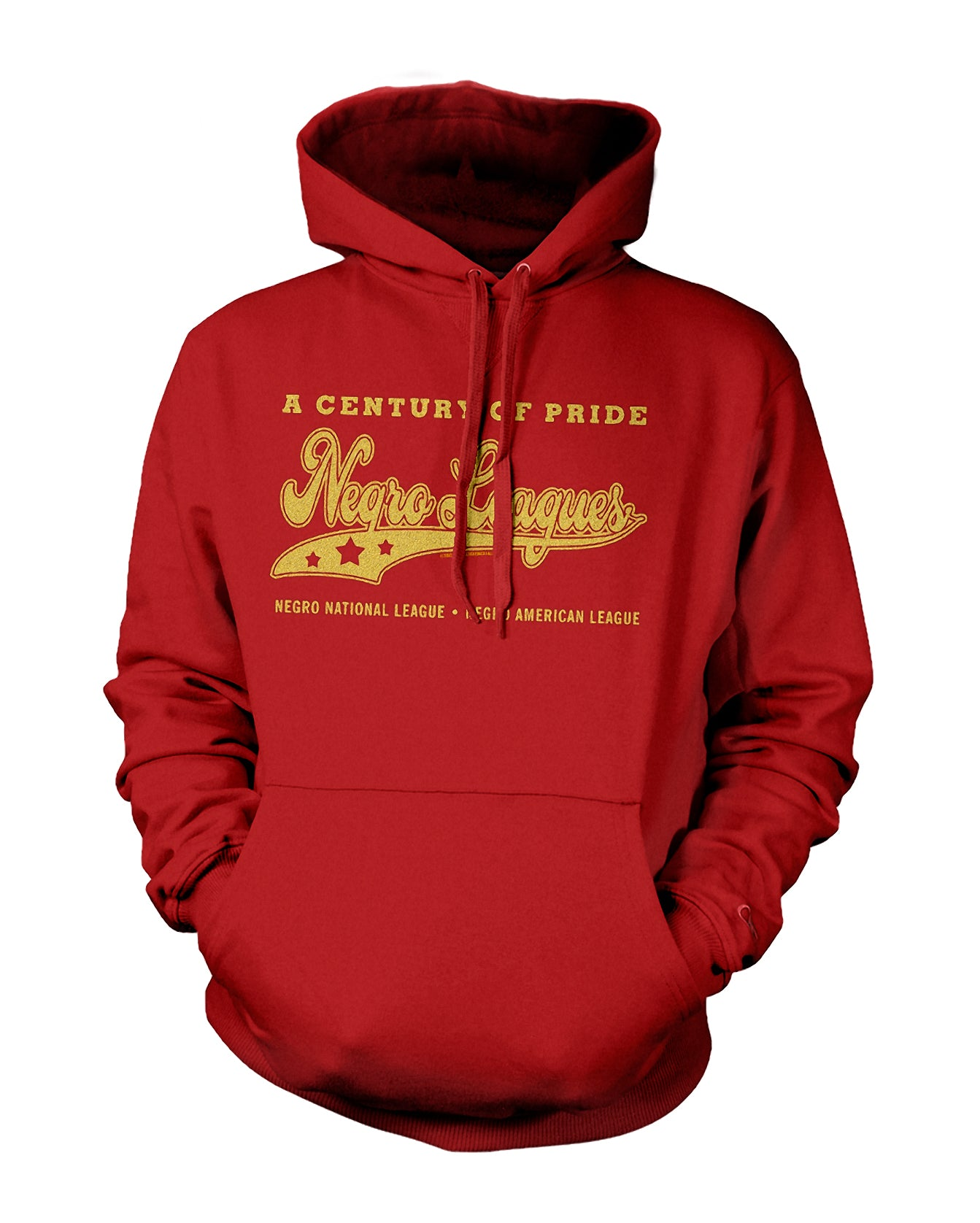 """Century Of Pride"" Negro Leagues Hoodie - Negro League Baseball Shop"