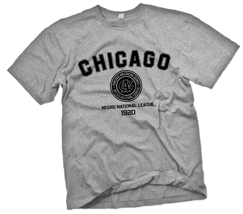 "Chicago American Giants ""Grandstand"" T-Shirt - Negro League Baseball Shop"