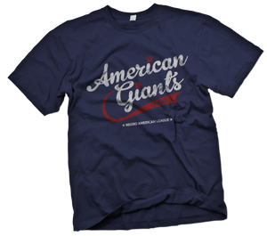 Chicago American Giants Handpainted T-Shirt