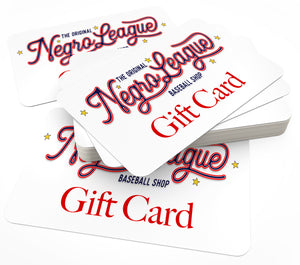 Negro League Shop Gift Card