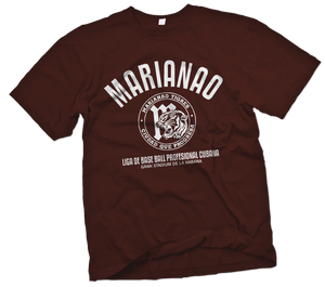 "Marianao Tigres ""Island Stars"" T-Shirt - Negro League Baseball Shop"