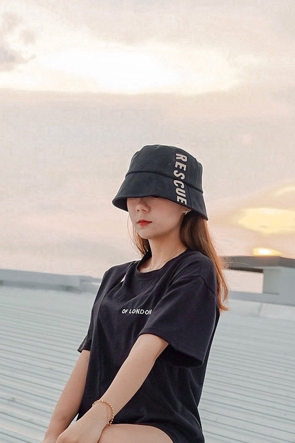 H4  Embroidery Bucket Hat