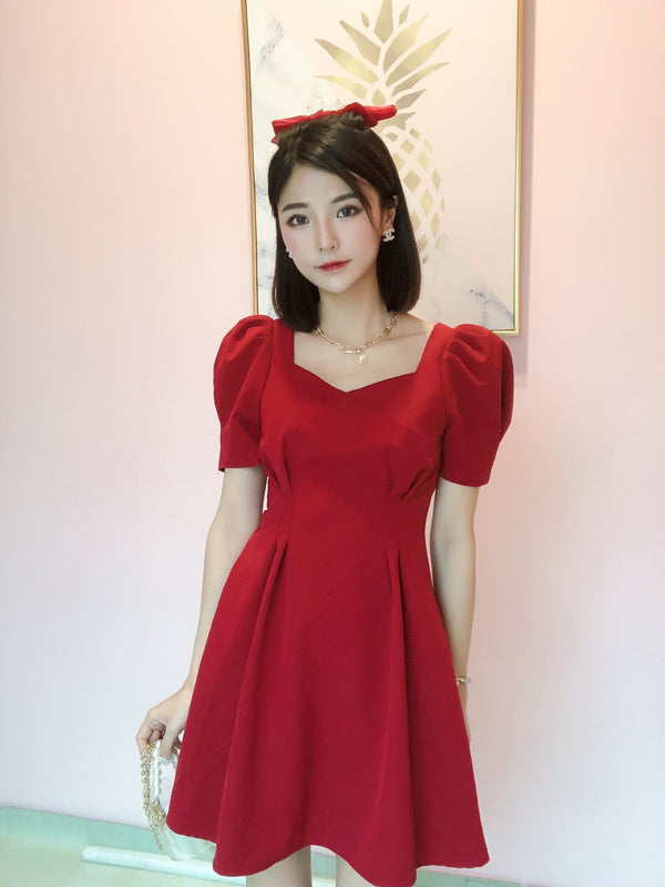 1103 Alice Puff Dress