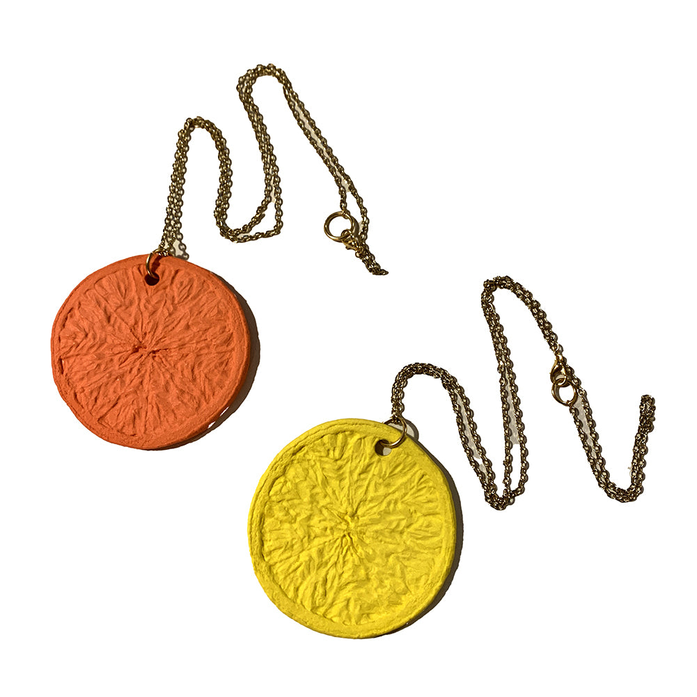 SALE Citrus Necklace