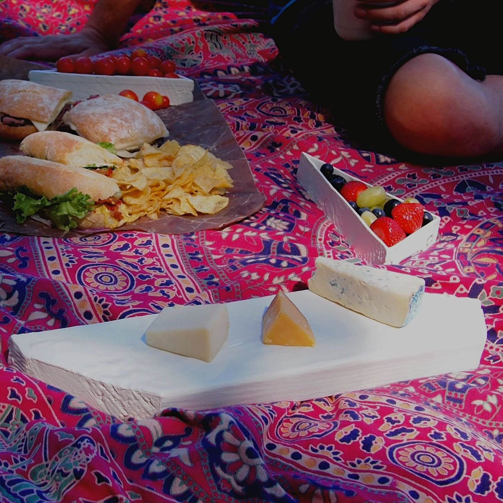 2x6 Cheese Board