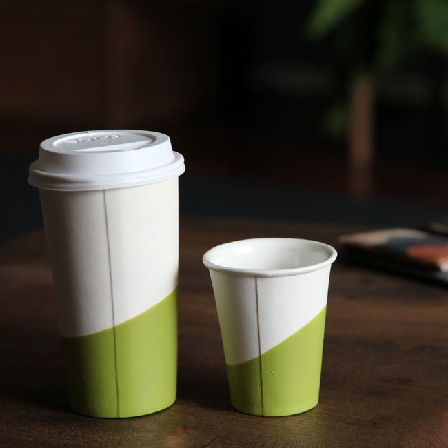 Rubber Paper Cup