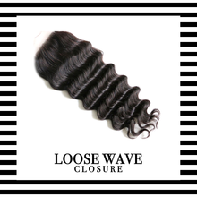 Mink Loose Wave Closure
