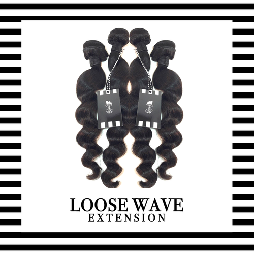 Mink Loose Wave Extensions
