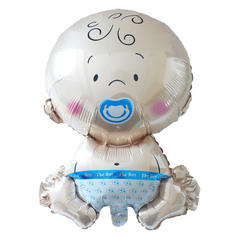 Baby Shower Helium Balloon for Baby Gender Reveal Birthday Party Decor