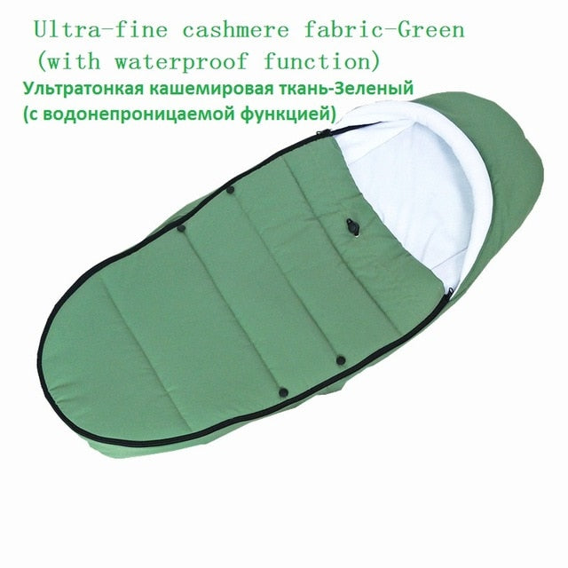 Universal Baby Stroller Windproof Warm Cover